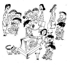 正幼儿洗头方法和步骤